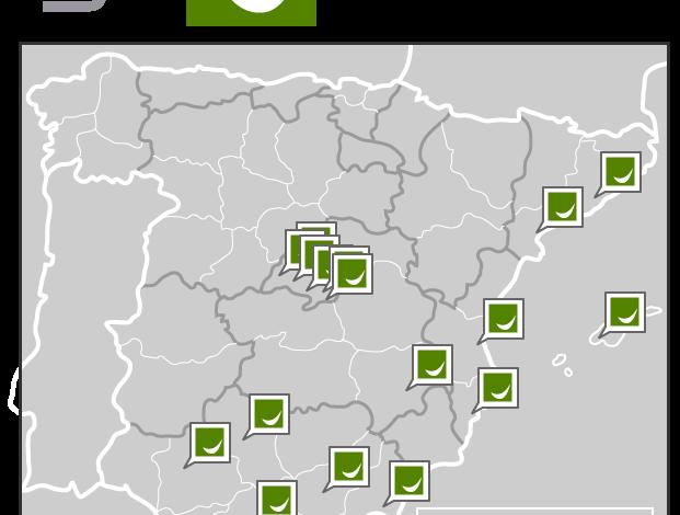 Ya son 15 clínicas las que utilizan Green Cube Dental en España